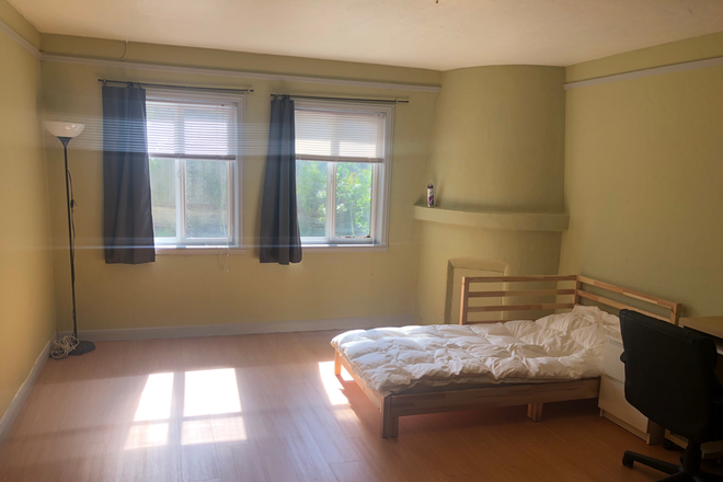 large Bedroom - One large 220 sq ft room for rent Rental