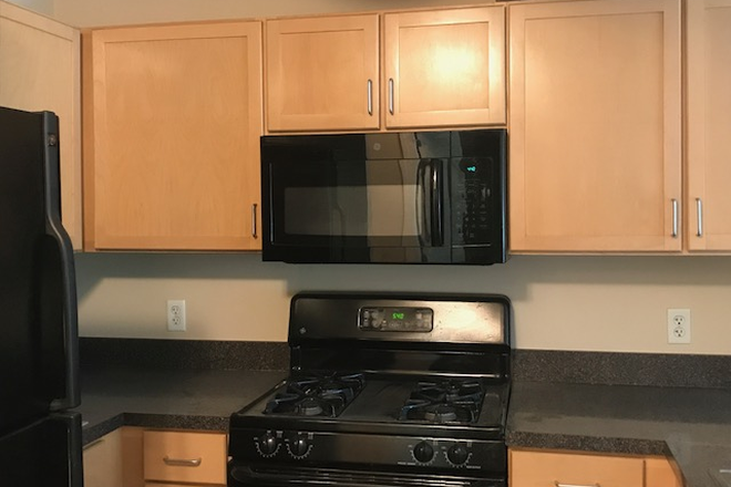 Kitchen - Southwest Waterfront Condo - Utilities Inc - Can Deliver Furnished