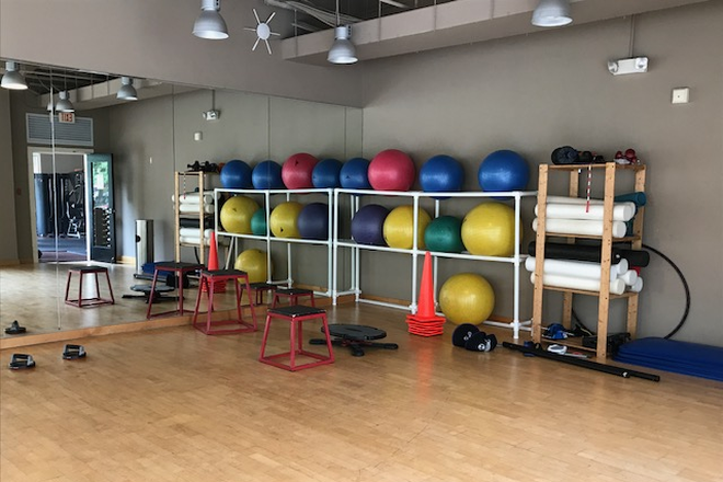 Fitness Center 3 - Southwest Waterfront Condo - Utilities Inc - Can Deliver Furnished