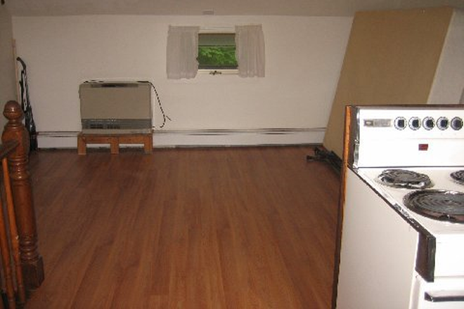 looking into bed/sitting area - One bedroom apartment