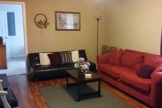 Common Area - Living Room - Reduced! Rural Dunivan Drive House  Close to Campus;  1 Room Available for 2021; Utilities Paid Rental
