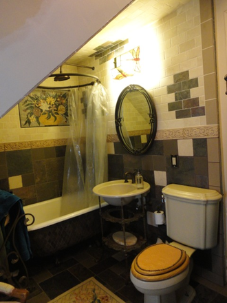 bathroom - Student Intentional Community; most utilities paid Rental