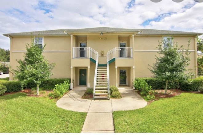 unti is on left second floor - Whispering Woods, 830 Airport Road Condo