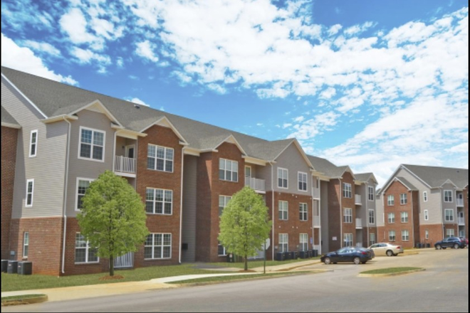 Street View - Mills Crossing Apartments