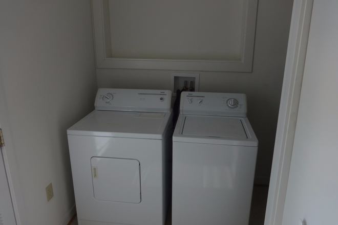 Washer and Dryer Included - 2515 Plateau Rd, Apt #B