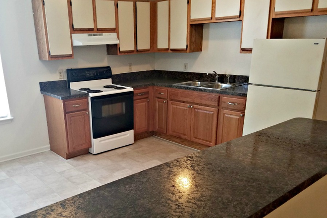 Kitchen - ODUrent Offers 3-Bed Colley Bay Apts!