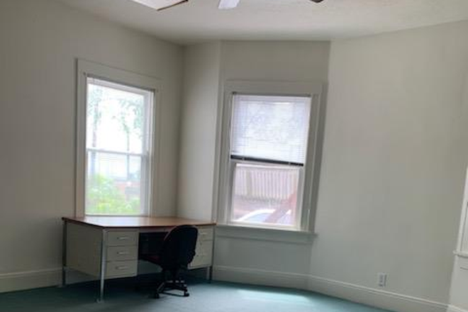 Bedroom 2 with desk - 705 Brady Street Unit 1 - Right next to Palmer! Great location! Move-in special! Apartments