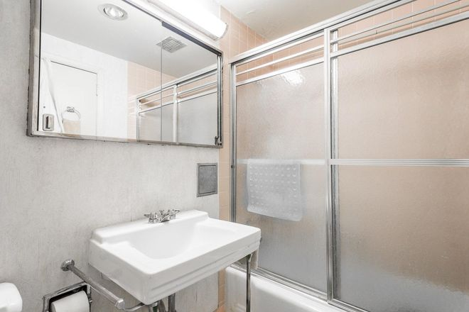 One or two bathrooms offered based on layout.