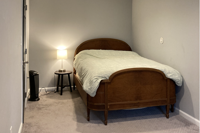 Bed Included - LARGE ROOM + Full Bath on Private Floor + Easy Parking – Near Takoma Metro/Petworth/Catholic/UMD Townhome