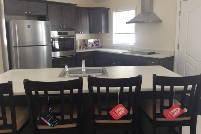 Kitchen - Brand New 3 Bedroom Home, Rent is All Inclusive -- Available Now - Flexible move-in Rental