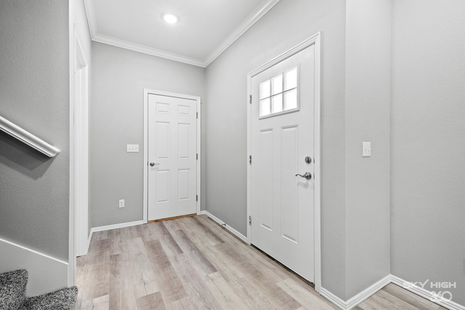 Front Door and Garage Access - Have You Ever Wanted To Live in a brand new home? Now is Your Chance! Stunning Luxury Rental
