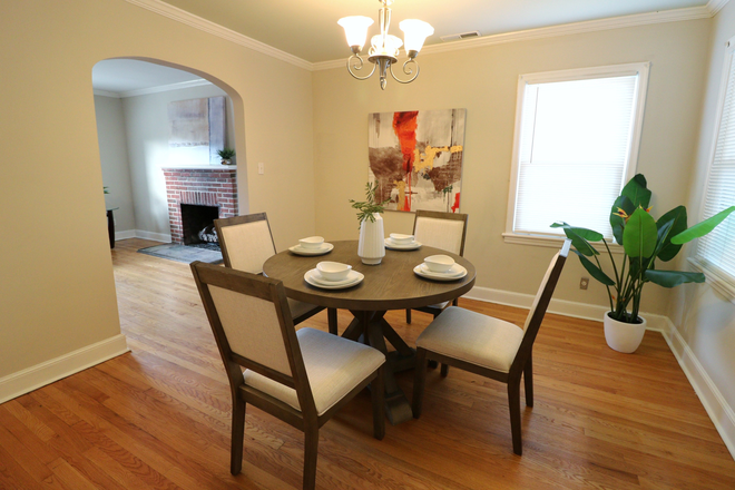 dining - MOVE IN READY / ALL UTILITIES  INCLUDED! Rental