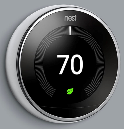 NEST Thermostats in all units