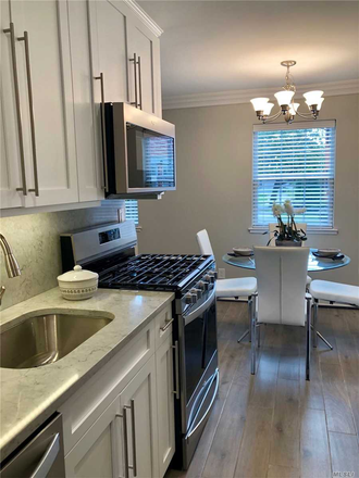 Kitchen - Levittown Apartment