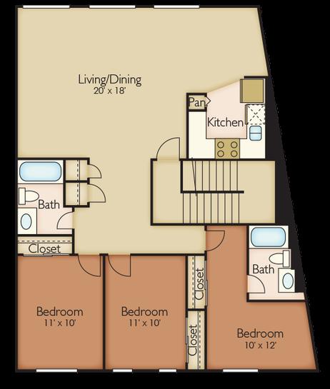 The Durham Grad Housing Service