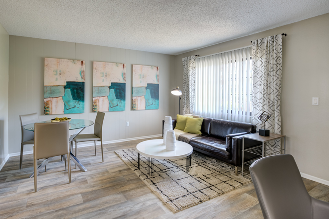 living room - Stop by and see what the Oasis has to offer Apartments