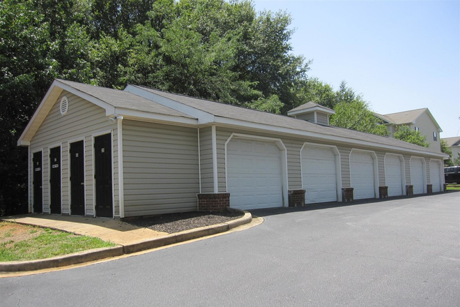 Garages and Storage Units
