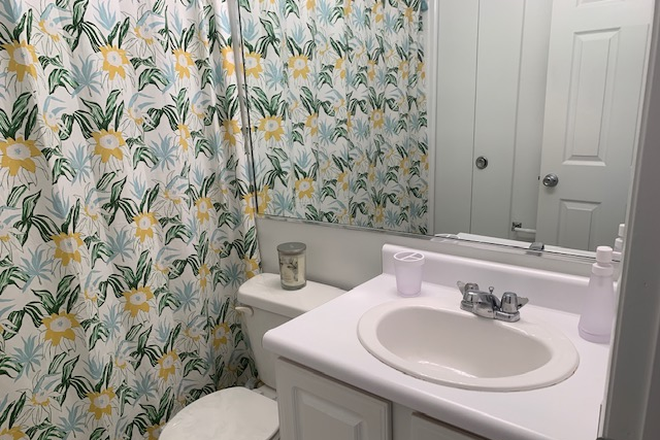 Intimate Bathrooms - Fellowship Court Apartments