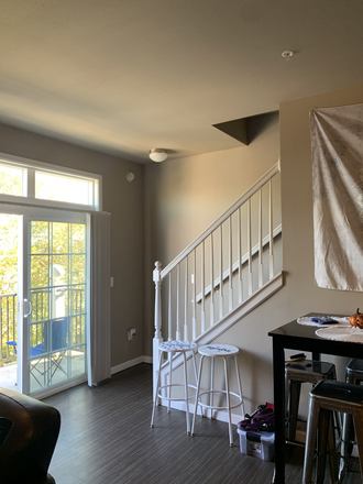 Common Area - Sublet for spacious bedroom at The Wyatt (close to campus!) Apartments