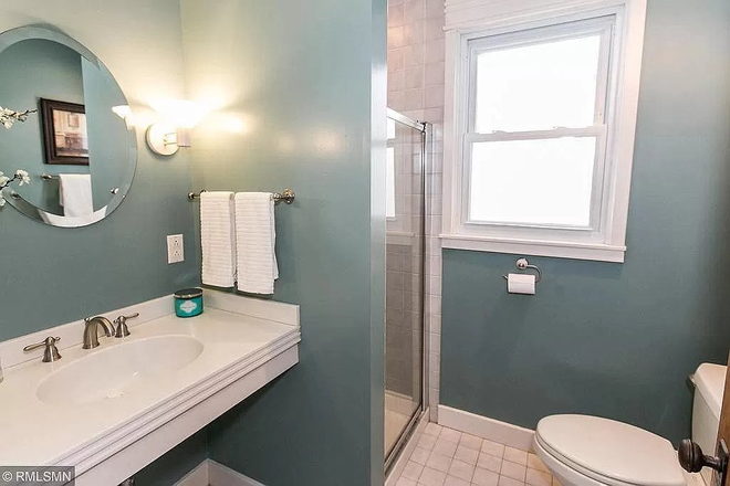 Main Floor Bathroom (Full) - 3+ Bed/2 Bath Home on Grand Ave - June Move In Rental