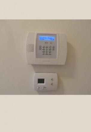 Alarm and Thermostat