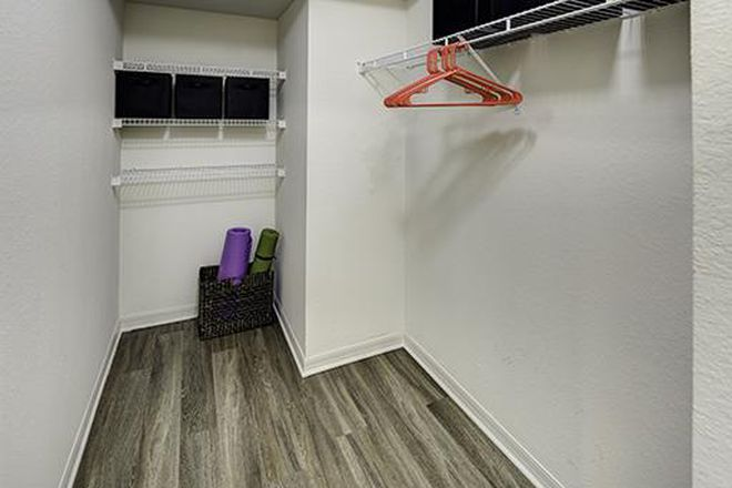 Large Closet - Village at Science Drive Apartments
