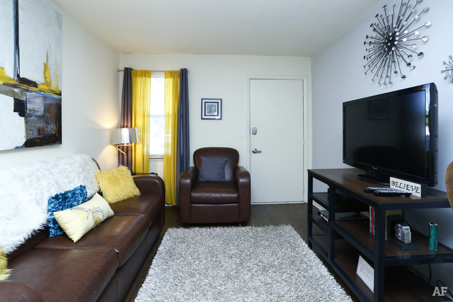 living room - CEV apartments