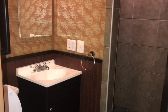 Basement bathroom - Townhouse close to Marietta campus