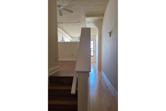 Entry foyer - Locust Point Loft