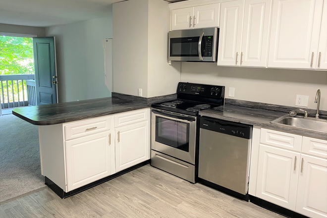 4x2 Kitchen - Alpine Commons -  All Inclusive Studio, 2,3 & 4 Bedrooms! Join Our Waitlist for Summer/Fall 2021! Apartments