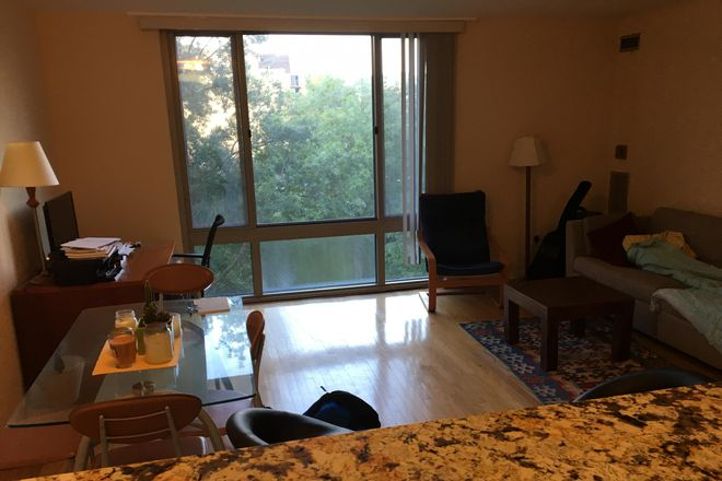 kitchen to living room - West End - Large 1 BR, Newly Renovated - Large Windows & Light to Scenic Area Condo