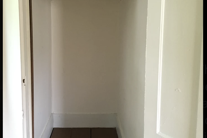 Bedroom closet - One Bedroom Apartment Next Door to VLS