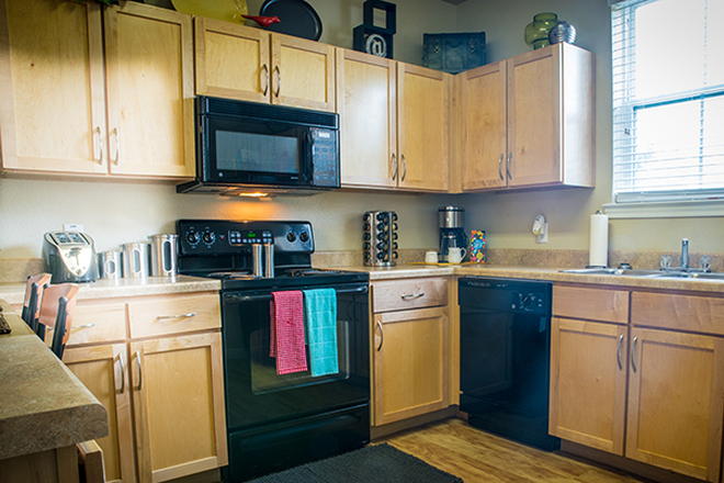 Kitchen - Callaway Villas Apartments