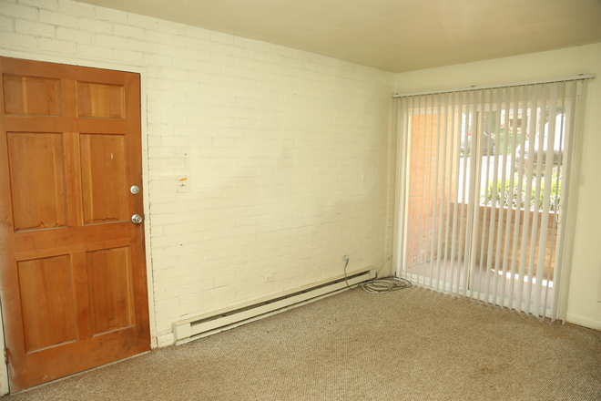 Living Room - 2 Bedroom Apartment Available on Grady Ave | Pet Friendly | Free Parking