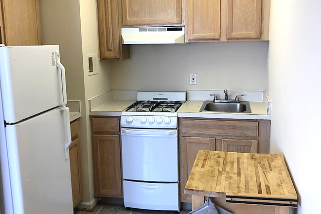 kitchen-view 1 - LOCATION! Large Sunny Riverview Studio near Rittenhouse Sq/University City (ALL UTILITIES INCLUDED) Condo