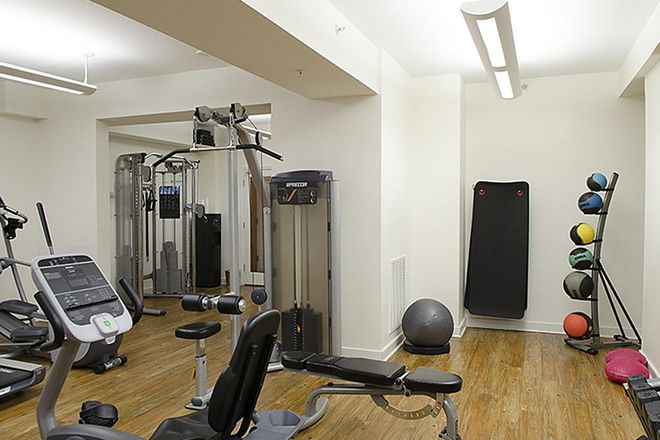 West End Residences fitness center