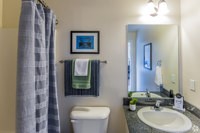 4 BR, 4.5 BA - Springmore - Fourth Bathroom