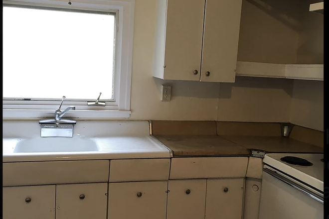 Kitchen - One Bedroom Apartment Next Door to VLS