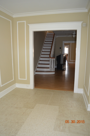 Sun room into living room - Beautiful, spacious home on lovely street - must see! (walk to St. Joe's Univ.) Townhome