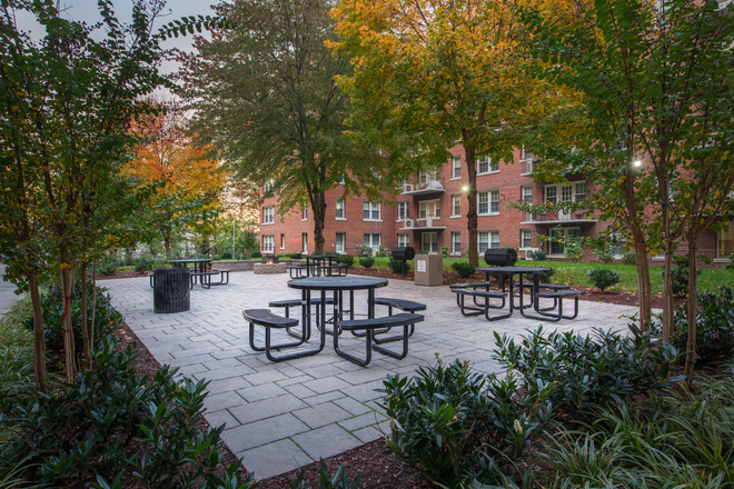 Community - Courtyard