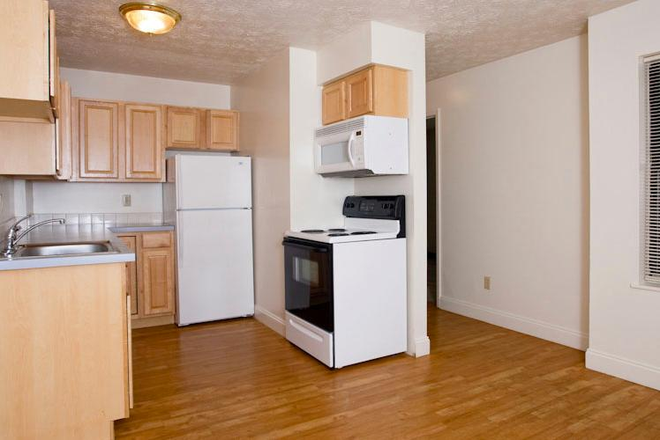 Spacious Kitchen - 2 Bedroom Apartment on Campus!
