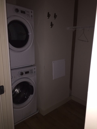 Washer and dryer - Crescent Lofts Kerker 302
