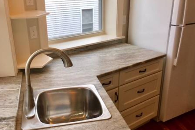 Granite kitchen - Avail 12/1/20 Center of NOHO 1 bd,,off street parking,laundry on-site,hardwood floors,avail. 7/1/2 Apartments