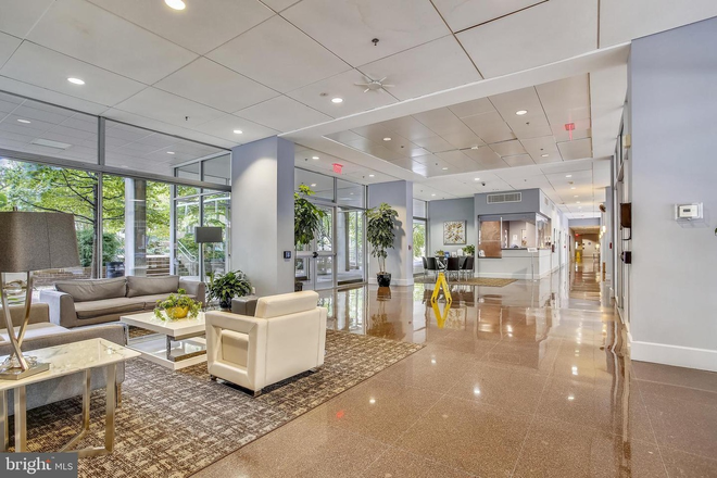 Lobby - Southwest Waterfront Condo - Utilities Inc - Can Deliver Furnished