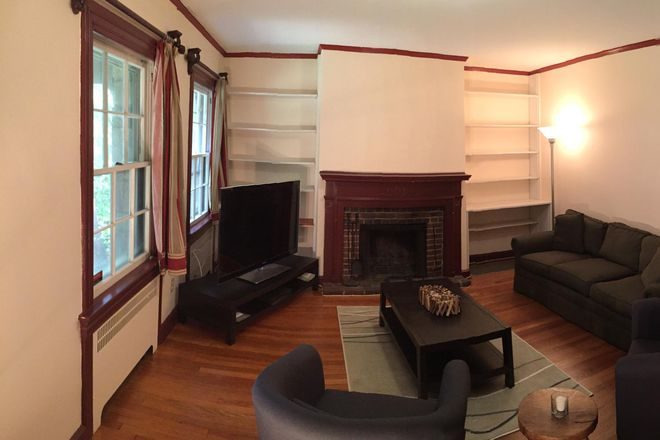 Main level living room w coat closet - Wonderful Townhouse  - Next to Georgetown University