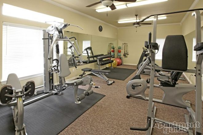 Gym - The Summit Apartments