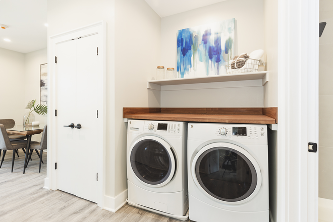 Washer/Dryer - The 12 Twelve - 2BR AVAILABLE NOW! RARE AVAILABILITY! Apartments
