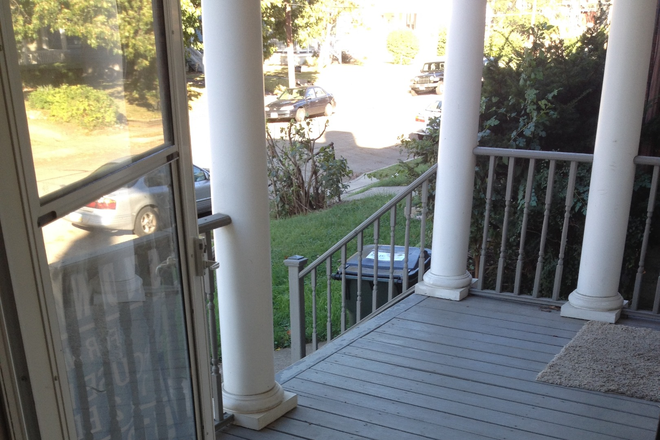 front porch - //// Luxury 2-bedroom apt- Fully Remodeled