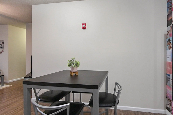 dining room - LynCourt Square is the 2020 Student Property of the Year. Spacious, modern living for UF students! Apartments