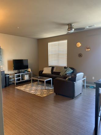 downstairs common area - Sublet for spacious bedroom at The Wyatt (close to campus!) Apartments